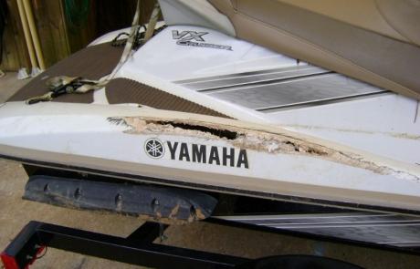 Personal Watercraft Repairs | Fiberglass Atlanta