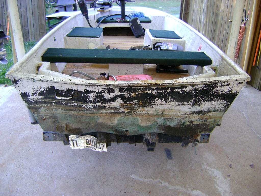 Small Boat Repairs Fiberglass Atlanta